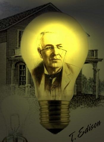Edison bombilla