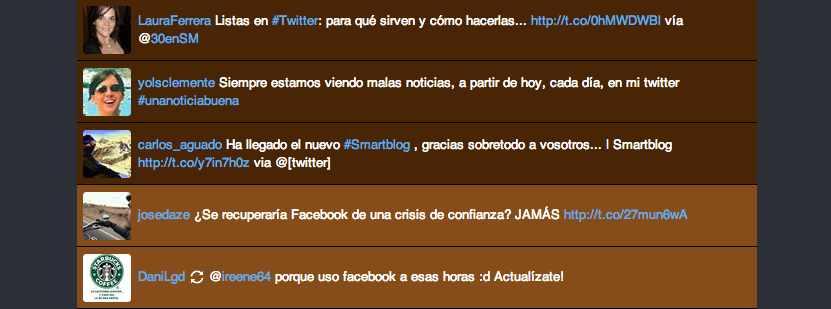 búsqueda twitter