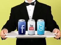 redes sociales hostelería