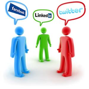 publico en las redes sociales, a quién dirigirte en las redes sociales