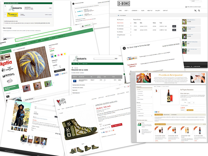 auditoría e-commerce - asesoramiento de tienda online