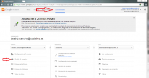 ¿Cómo dar permisos a un usuario en Google Analytics?