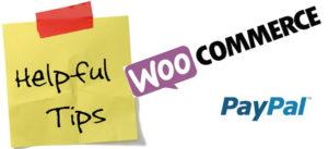 Valor mínimo para pagar con Paypal en Woocommerce