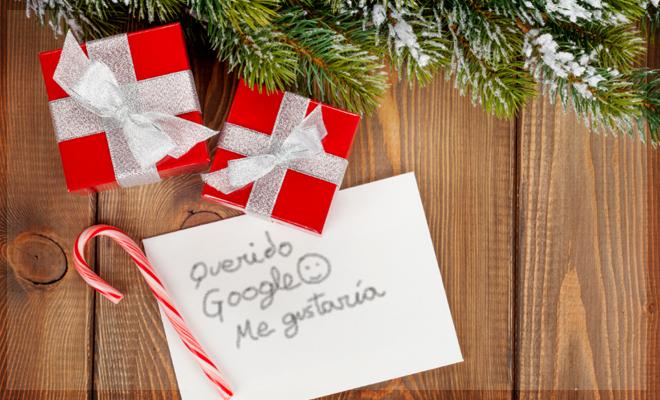 SEO Navidad tienda online