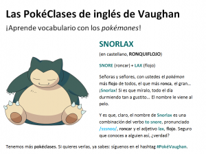 Nombres de pokemon