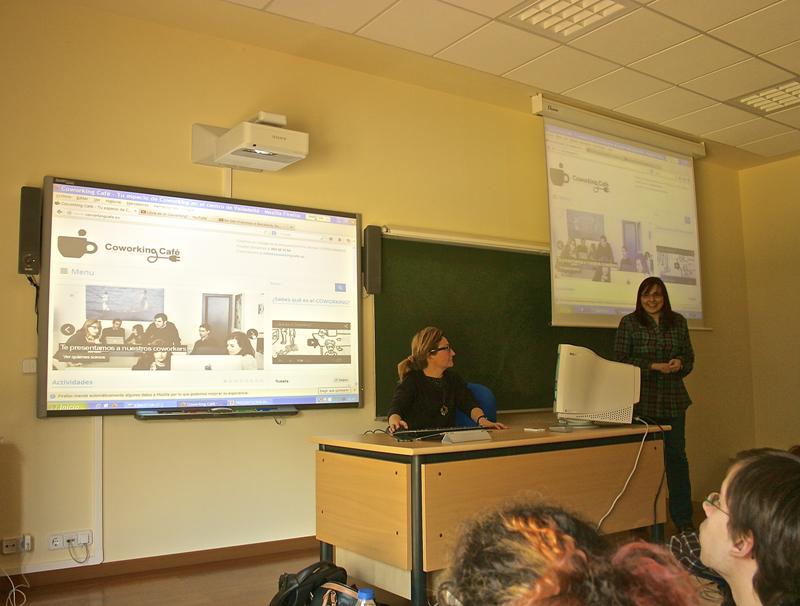 presentacion con diapositivas