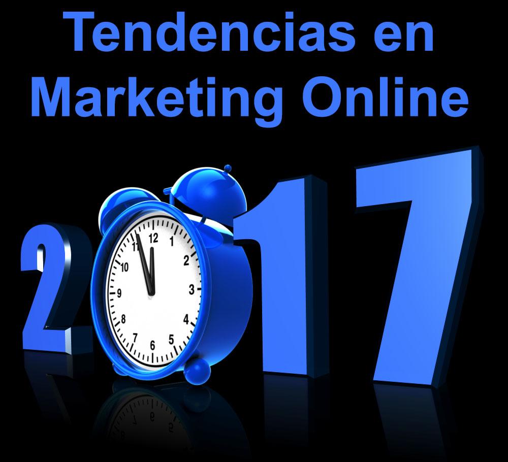 Tendencias de marketing online para 2017